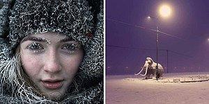 Фотограф запечатлел жизни людей в Якутии, где бывает холодно до -58 по Фаренгейту (30 фото)