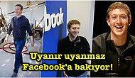 Milyarderler Günlerini Nasıl Geçiriyor? Facebook'un Kurucusu Mark Zuckerberg'ün Günlük Rutini