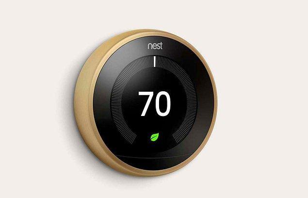 7. Google Nest akıllı termostat
