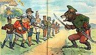 Медведи, артисты балета и лохматые казаки: как иностранцы изображали русских в XIX веке