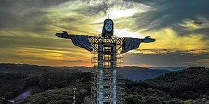 В Бразилии строится статуя Христа, которая будет выше, чем статуи Христа-Искупителя в Рио-де-Жанерио