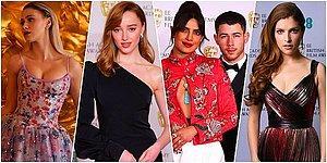 Опрос: Оцените наряды голливудских звезд на церемонии вручения премии BAFTA 2021 года!