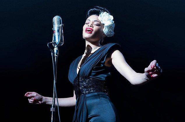11. Billie Holiday
