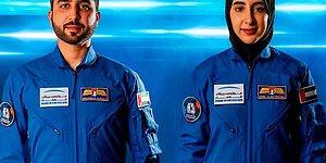 ОАЭ представили первую в истории страны женщину-астронавта