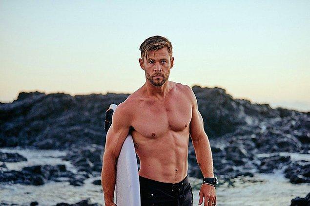 5. Chris Hemsworth ile?