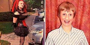 Годы грубых ошибок: 20 самых смешных и неловких фото из подросткового возраста