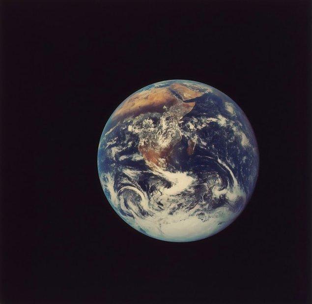 10. Dünyanın manyetik alanının tersine dönmesi