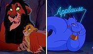 15 самых гениальных скрытых деталей в мультфильмах Disney