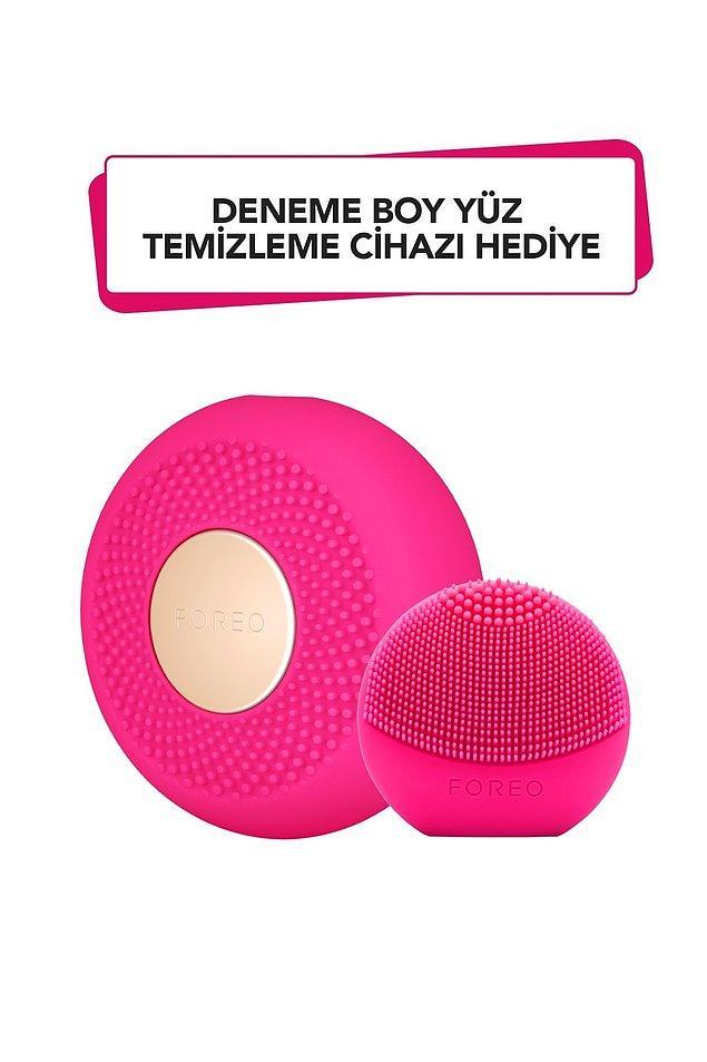8. Size evinizde spa keyfi yaşatacak, Foreo'nun akıllı maske terapi cihazı şu anda hediyeli!