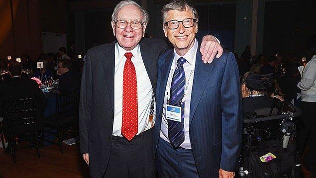 Harvard Business Review için bir makalesinde Bill Gates, Buffet'in okuma alışkanlıkları hakkında şunları yazmış: