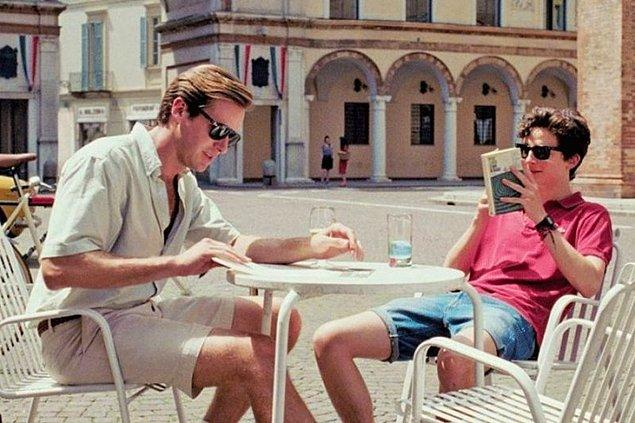 24. Call Me By Your Name (2017)
