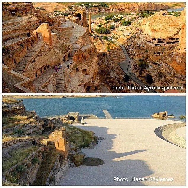 Restorasyon adı altında tarihi eserleri birer faciaya dönüştürme konusunda hiçbir ülke Türkiye'nin eline su dökemez. Zamana kafa tutup binlerce yıl dayanan bu eserlere hiçbir şekilde saygı duymuyoruz.