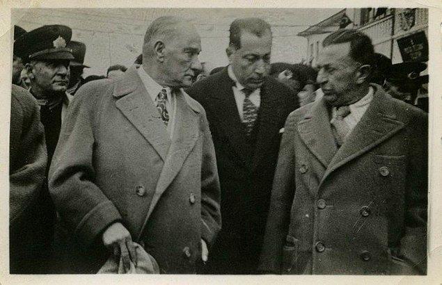 Atatürk'ün dönemin İçişleri Bakanı Şükrü Kaya ile ilgili şu anısı ise hem Polis Enstitüsü'nün neden açıldığına hem de Atatürk'ün kafasındaki polisin nasıl olması gerektiğine dair ipuçları verir bize: