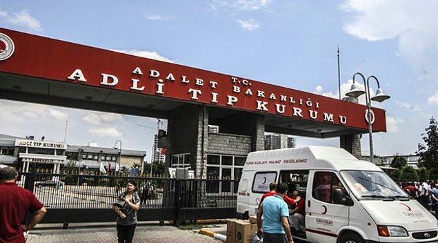Adli Tıp Kurumu'na kaldırılan Kuşçu'nun cenazesi bir gün sonra memleketi Edirne'nin Enez ilçesine gönderildi.