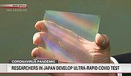 Японские ученые разработали метод тестирования COVID-19 за 5 минут
