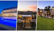 Hayaller Hayatlar! Amerika'nın En Güzel Eyaletlerinden Biri Olan Kaliforniya'da Bulunan En Pahalı 20 Ev