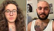 15 фото людей до и после того, как они пожертвовали свои волосы для детей, больных раком (Новые фото)
