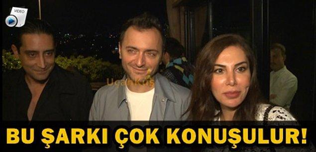 3. Ebru Yaşar'ın Zakkum cover'ı 'Ben Ne Yangınlar Gördüm' çok konuşulmuştu.