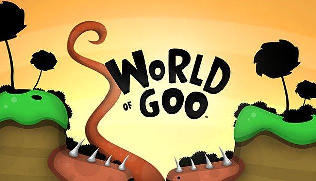 1. World of Goo - 96 Puan