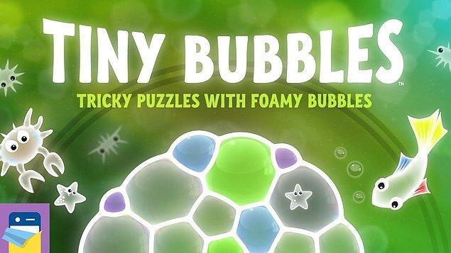 5. Tiny Bubbles - 95 Puan