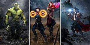 Художник объединяет двух персонажей из разных Вселенных, чтобы показать, как много у них общего