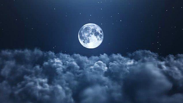 9. Onlar Ay'ın insanlarıdır. Geceleri sakin bir yürüyüşe çıkmaktan, ay ışığında kendilerini keşfetmekten haz duyarlar.