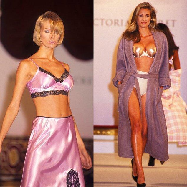 1. 1995 - Angelika Kallio ve Frederique van der Wal
