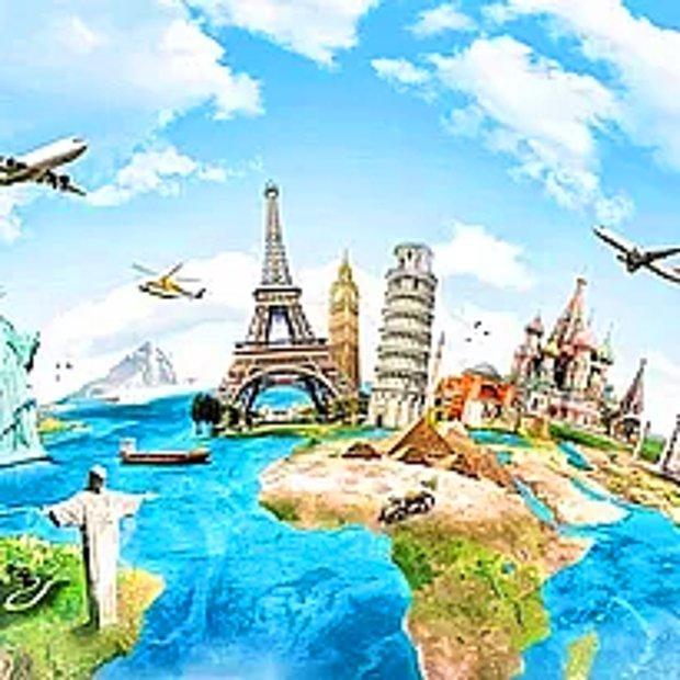 Dünyayı gezmek