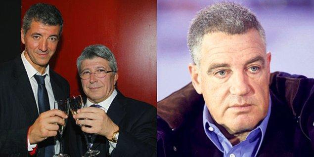 12. Enrique Cerezo (%19), Idan Ofer (%30) ve Miguel Ángel Gil Marín (%51) Atletico Madrid'in hisselerinin sahipleri.