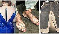 Moda Polisi Diye Bir Şey Olsa Bunları Tasarlayanlar Tutuklanırdı: Tuhaflık Sınırlarını Zorlayan 15 Kıyafet