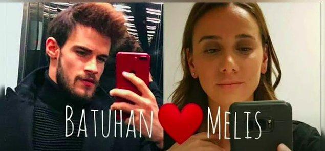 Bu arada fanlar haftalar öncesinden Batuhan ve Melis'i yakıştırıyordu. Çoktan fotoğraflar, romantikler klipler hazırlamışlardı.