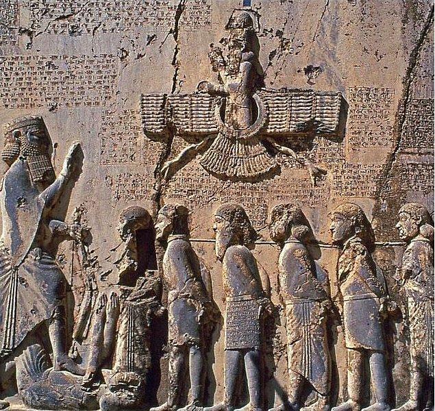 3. Pers İmparatorluğu