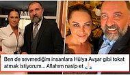 Masumiyet'teki Filtreli Hülya Avşar Tokat Sahnesinde Hızını Alamayınca Ertuğrul Postoğlu'nun Çenesini Çıkarttı