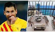 Lionel Messi'nin 5 Milyon Sterline Aldığı Lüksüyle Hepimize Hayatı Sorgulatacak Okyanus Manzaralı Evi