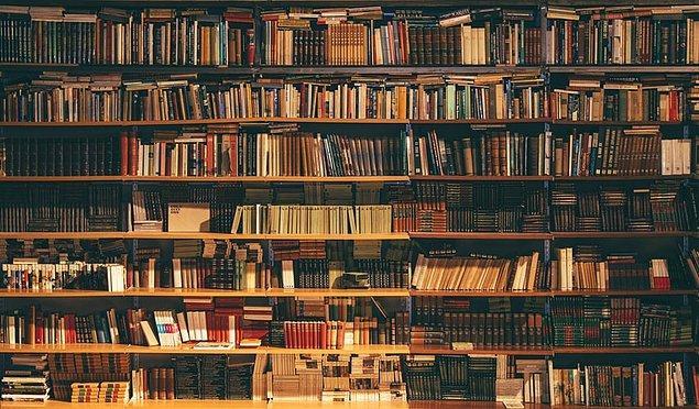 12. Fiziksel kitap satışları 2007'den beri artmaktadır ve şu an zirvededir. Okuma oranı yıllardır yükseliyor.