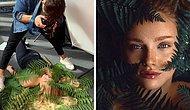 Фотограф показал бэкстрейдж и готовый результат своих 20-ти невероятных женских портретов