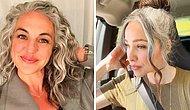 Никаких стереотипов: 20 потрясающих женщин отказались от покраски седины, и показали насколько это красиво