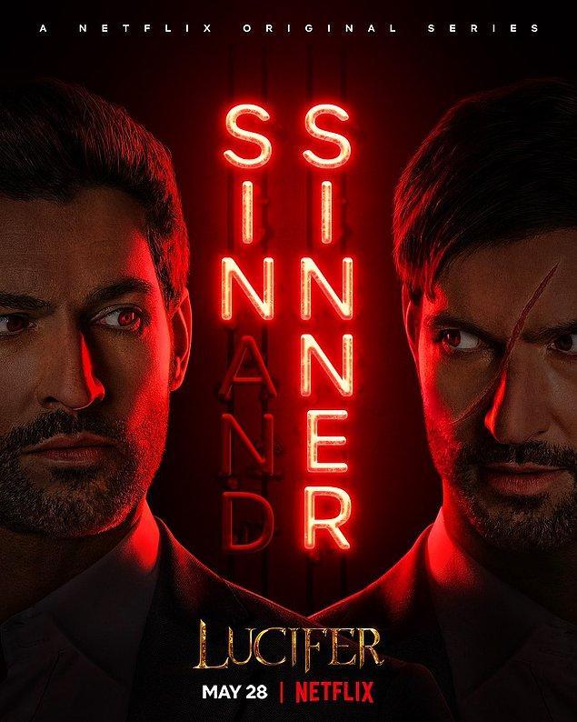 7. Lucifer'ın 5. sezonunun 2. kısmı, 28 Mayıs'ta yayınlanacak.