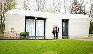 Голландская пара переехала в первый в Европе дом, полностью напечатанный на 3D-принтере