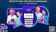 Türkiye'nin Yeni Nesil Bilgi Yarışması Oyunu TRT Bil Bakalım Kullanıma Sunuldu