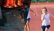 Турецкий фотограф показал чудовищный контраст между двумя мирами, в которых живут наши дети (25 новых фото)
