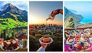Пользователи Reddit делятся фотографиями завтраков в самых живописных уголках нашей планеты (10 фото)