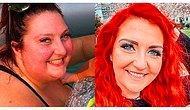 С глаз долой, из сердца вон: женщина избавилась от 58 кг лишнего веса, а потом и от своего мужа (10 фото)