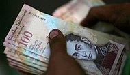 Venezuela'da Asgari Ücrete Yüzde 300 Zam: Aylık Gelir 5 TL'den 20 TL'ye Çıktı