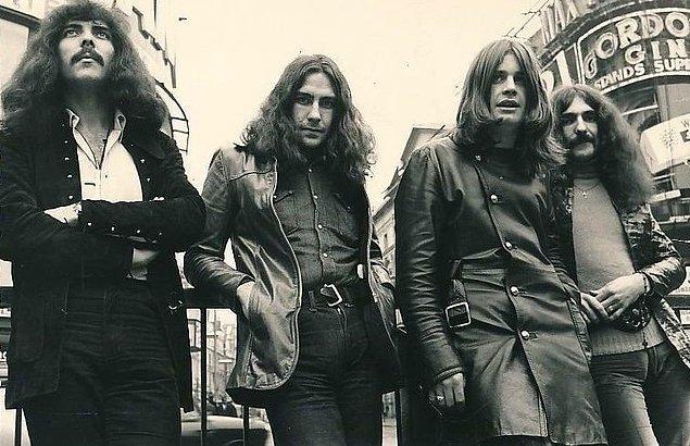 1. Black Sabbath