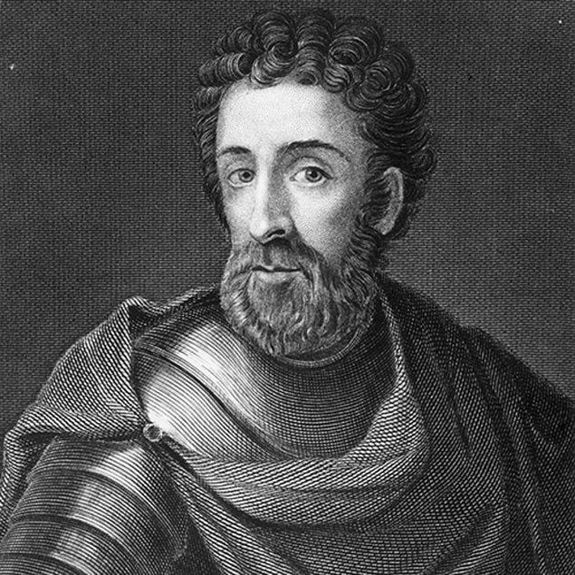 Kaybedilen savaş sonucu istifa eden William Wallace