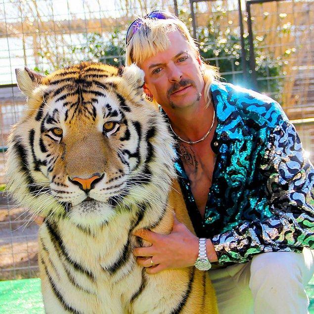 6. Tiger King (2020)