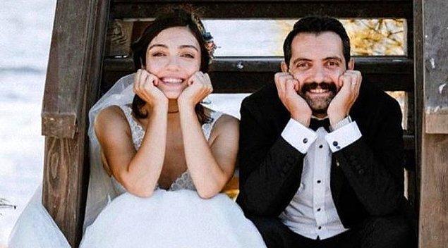 Merve ve Gürhan çifti aradan çok geçmeden şahane bir törenle dünyaevine girdi.