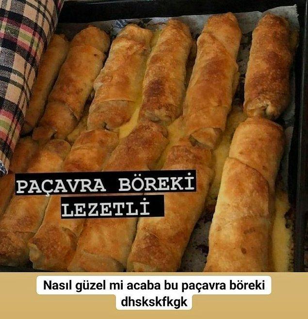 15. Ne yemeğe ne Türkçeye saygı var.