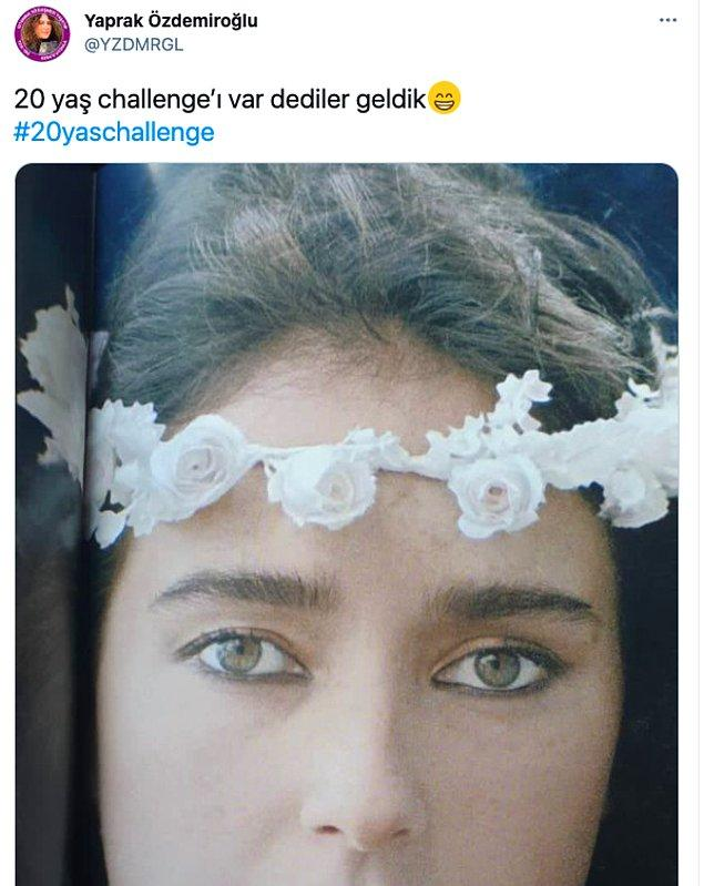 13. Yaprak Özdemiroğlu